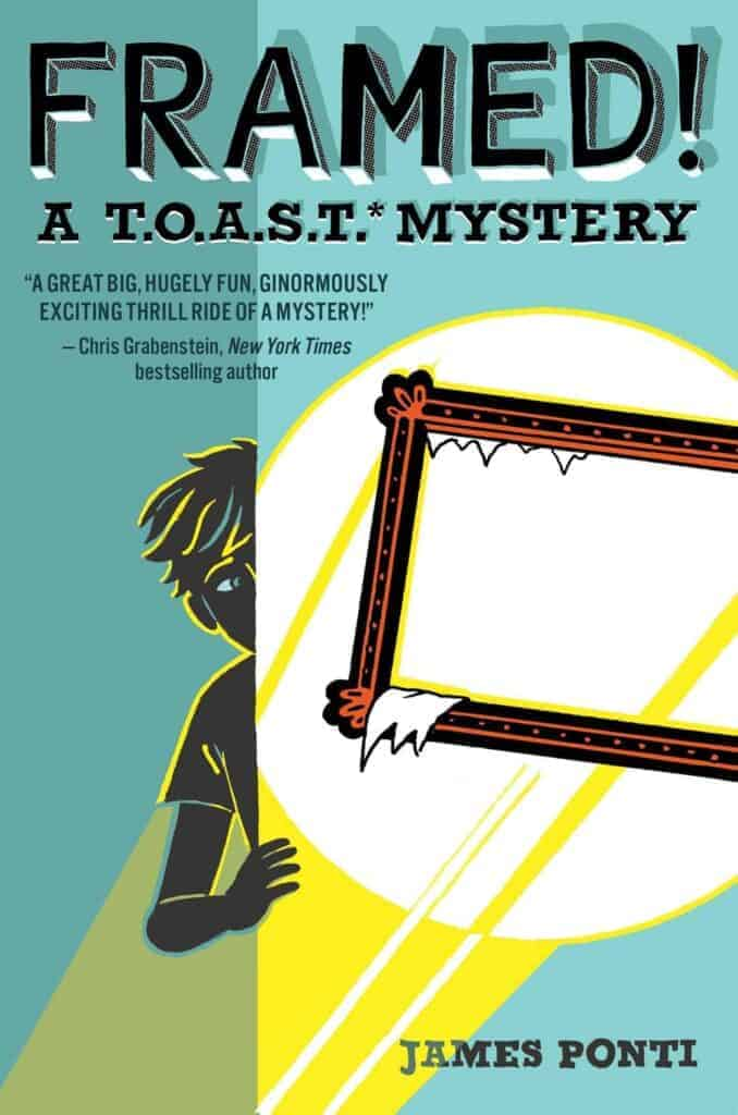 good mystery chapter books for kids