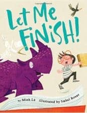 10 Children's Books About Books Let Me Finish!