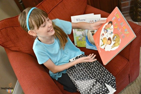 Lillypost Subscription Children's Book Box