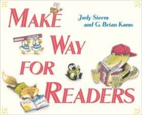 Make Way for Readers 10 Children's Books About Books