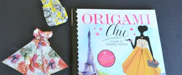 Learn How to Make Origami Fashion