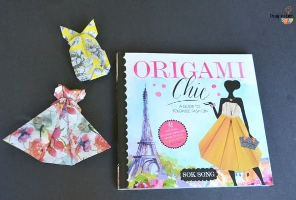 Origami Chic for Kids Foldable Fashions Hours of Fun