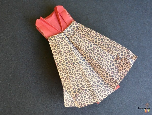 Learn How to Make Origami Fashion Designs