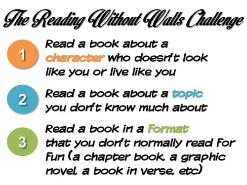 Let's Talk About Nurturing Empathy in Our Kids: Reading Without Walls Challenge