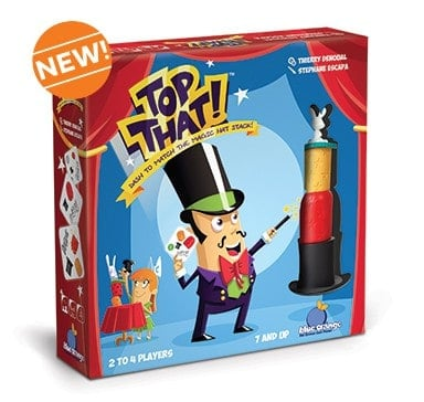 Top That! Magical New Problem Solving Game: Top That!