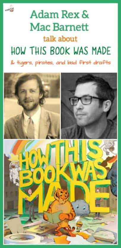 adam rex and mac barnett talk about How This Book Was Made