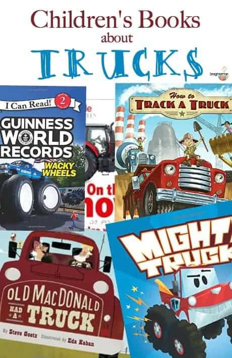 children's books about trucks