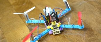 build your own Flybrix drone with LEGOs