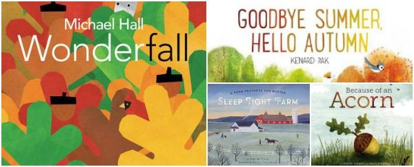 Fall Into Picture Books