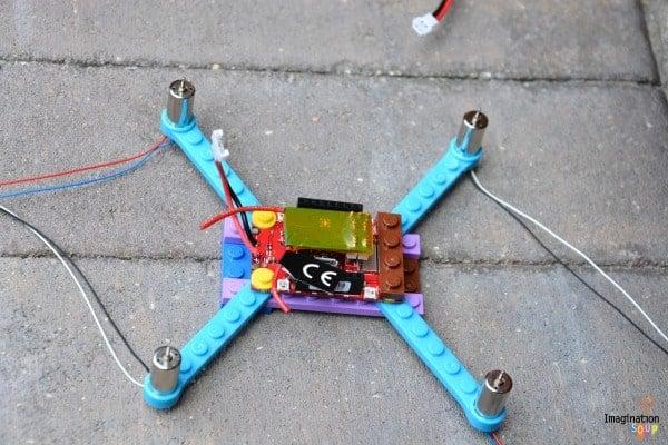 Flybrix DIY Drone