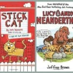 New Tickle Your Funny Bone Chapter Books