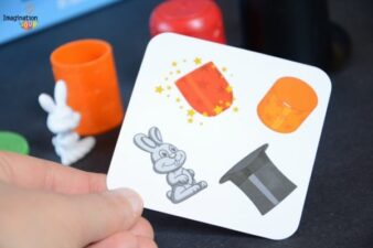 top that card game from Blue Orange Games REVIEW