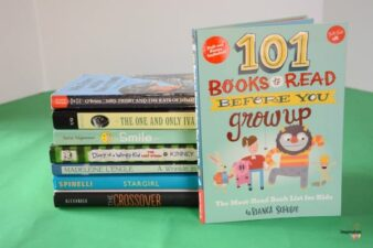 101 Books to Read Before You Grow Up: The must-read book list for kids by Bianca Shulze REVIEW