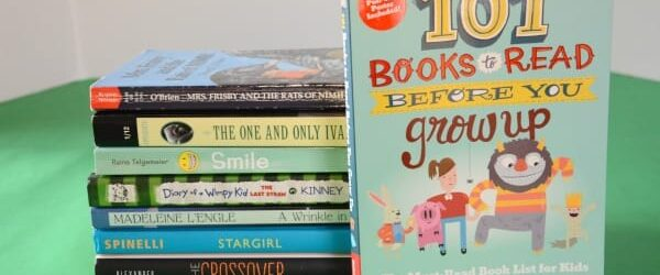 Beautiful! 101 Books to Read Before You Grow Up