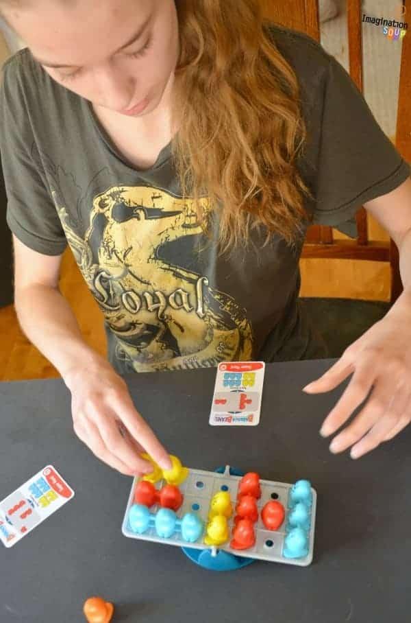 Super Fun One Player Game: Balance Beans