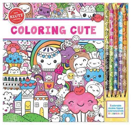 20 Best Coloring Books for Kids Ages 3 to 18