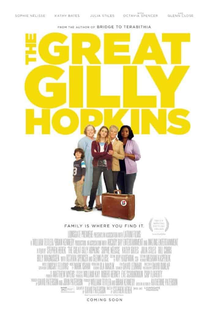 Katherine Paterson Talks About The Great Gilly Hopkins