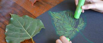 kwik stix fall art project ideas for kids
