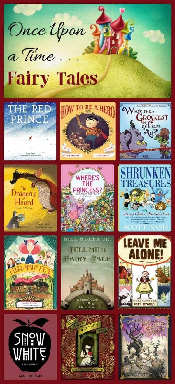 A Collection of Fairy Tales (Old & New) for Kids