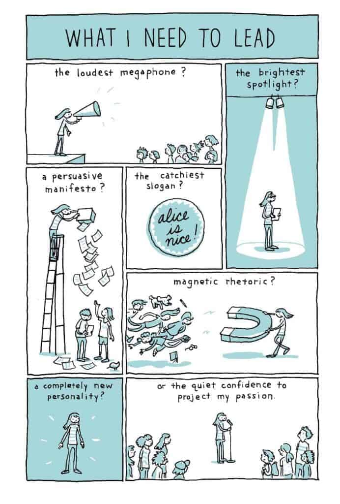 Quiet Power: how to make the most of being an introvert at school, with friends, in your family, & with extracurricular activities!