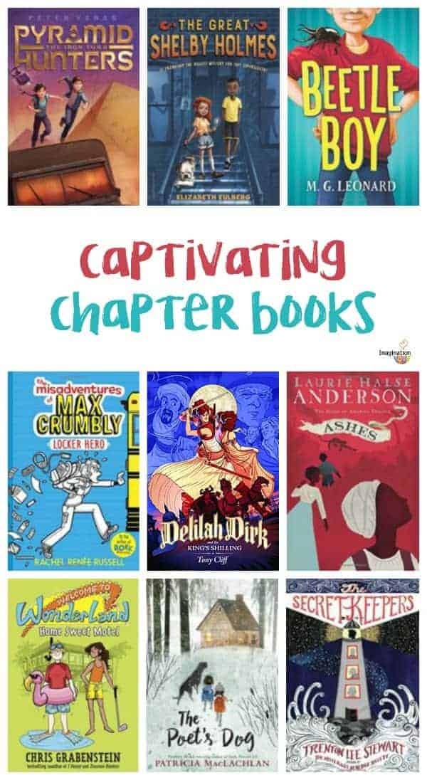 more chapter books to love imagination soup