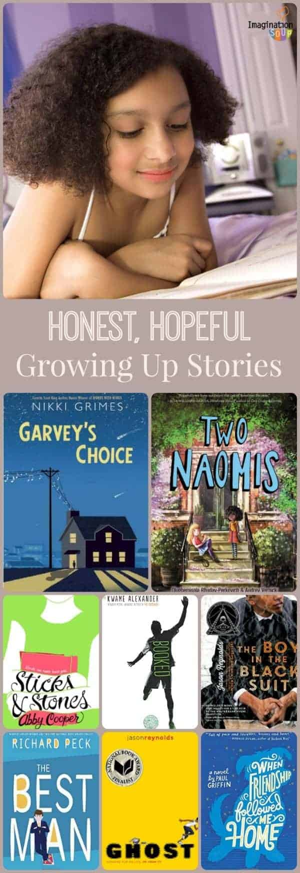 new chapter books about growing up 2016 realistic fiction