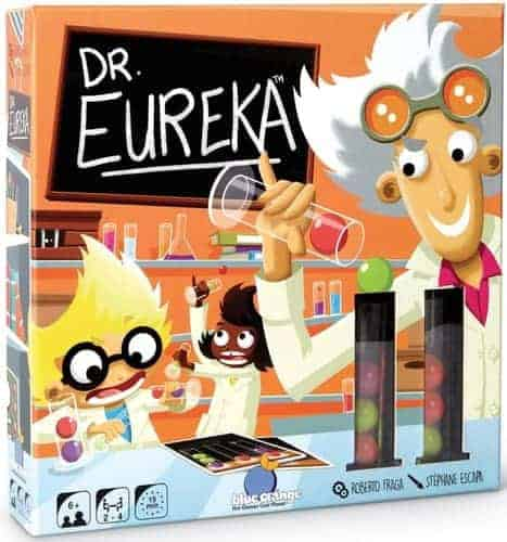 Hands-On Dr. Eureka!