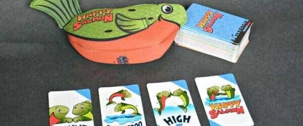 Loud, Hilarious, Fun: Happy Salmon Game