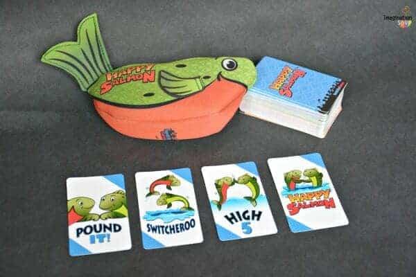 Loud, Hilarious, Totally Fun: Happy Salmon Game