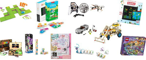 STEM gift guide gifts for kids children ages 3 4 5 6 7 8 9 10 11