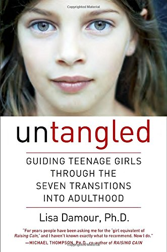 Advice for Parenting Teen Girls: Untangled
