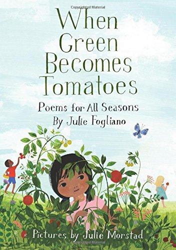 good poetry children's books