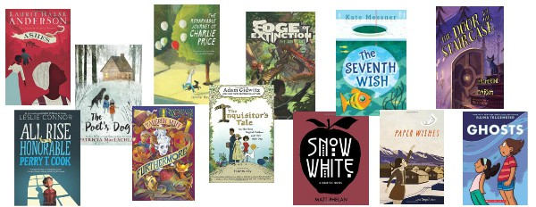 best middle grade chapter books for kids 2016