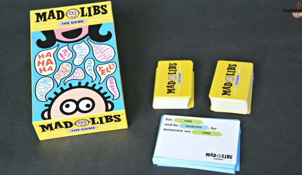Mad Libs: The Game review