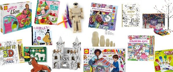 Creative Art and Craft Gifts for Kids