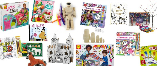 fun arts and crafts gift ideas for kids
