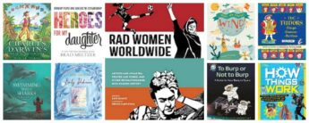 nonfiction books for kids released in 2016