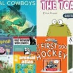 Best Nonfiction Children's Books, 2016