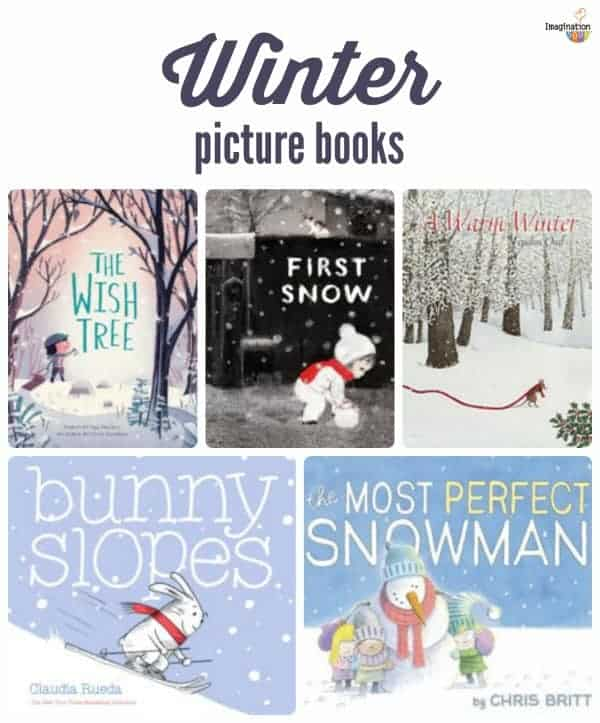 Winter picture books 2016