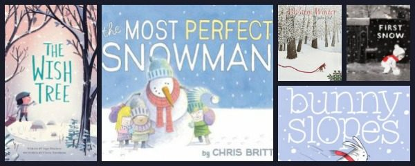 Magical Winter Picture Books