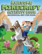 minecraft books for kids best