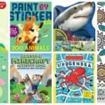 Activity Books Beat Boredom