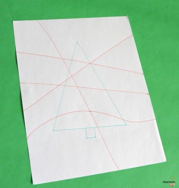 christmas-zentangle-tree-step-2
