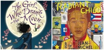 2017 Newbery and Caldecott Winners