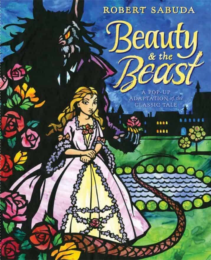 Beauty and The Beast- A Pop-up Book of the Classic Fairy Tale Best Beauty and the Beast Retellings and Adaptations (for Kids and Young Adults)