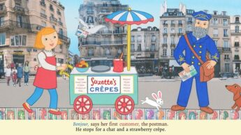 Crêpes by Suzette Good Storybook Apps for Toddlers, Preschoolers, and Early Elementary Kids