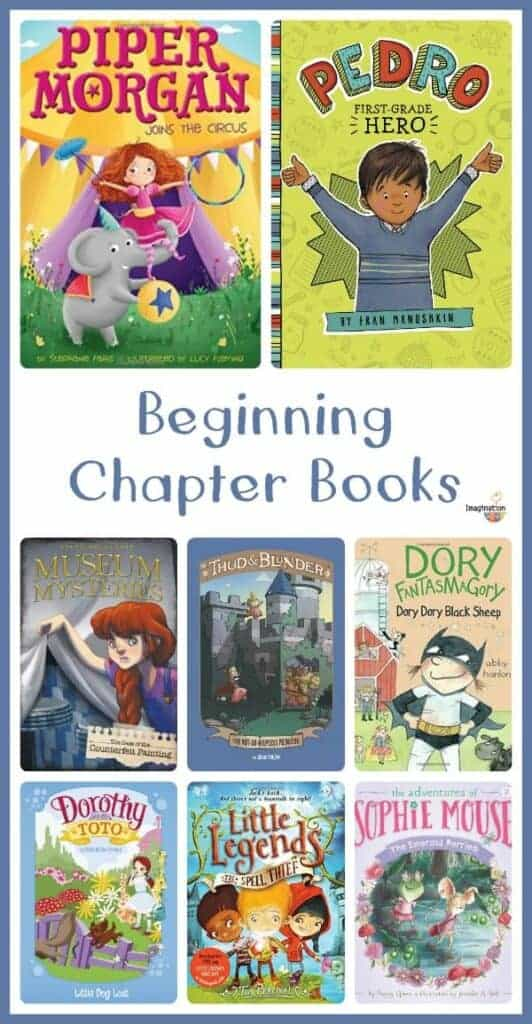 Good Book Options for New Readers