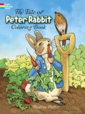 Peter RabbitThe Coolest Coloring Books Based on Children's Books