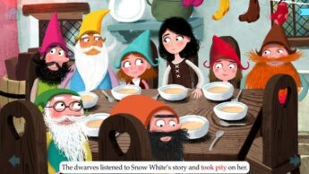 Snow White Good Storybook Apps for Toddlers, Preschoolers, and Early Elementary Kids
