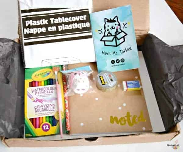 Think With Art Creative Art Subscription Box To Try Right Now